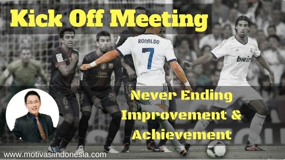 Kick Off Meeting Christian Adrianto Inhouse TrainingKick Off Meeting Christian Adrianto Inhouse Training