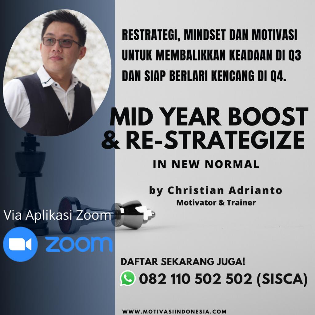Training online Zoom, Trainer Online Zoom