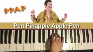 PPAP - Pen  Pinneaple Apple  Pen