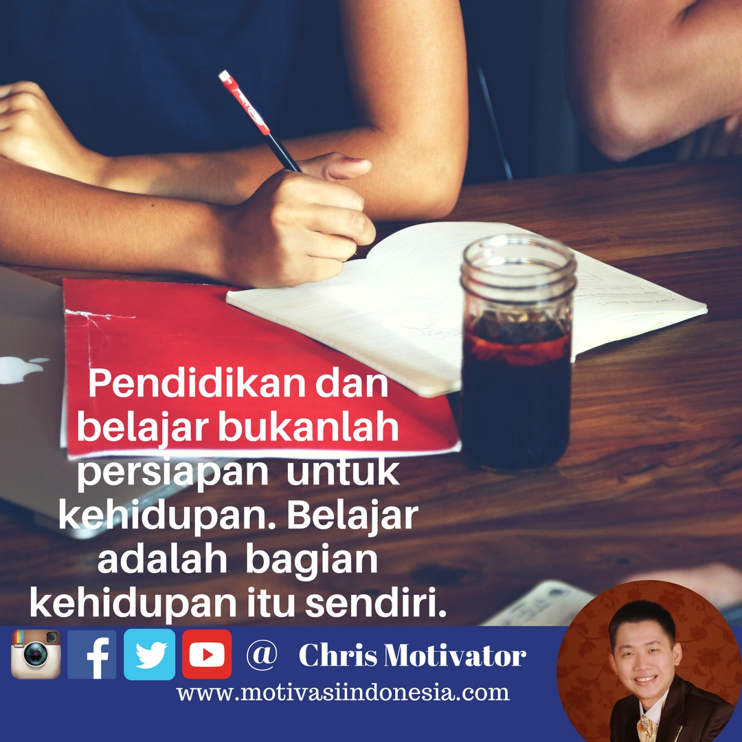 Belajar kunci kesuksesan