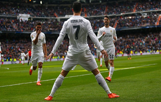 kisah motivasi Christiano Ronaldo
