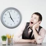 tips mengatasi bosan di kantor