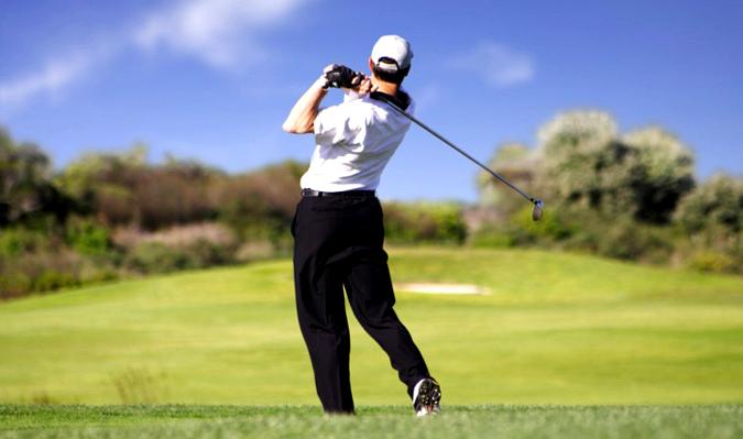 Pemain Golf Kreatif