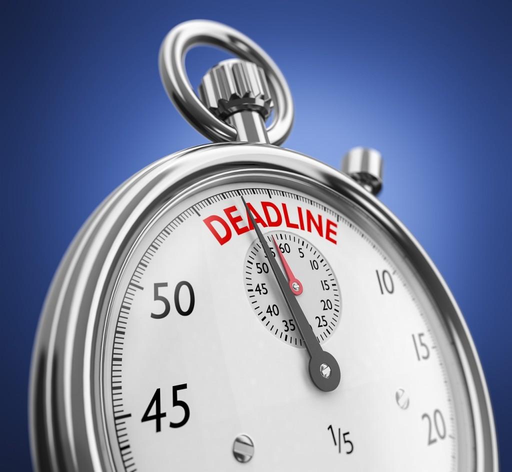 Ikuti Cara Praktis ini untuk Atasi Deadline yang Banyak
