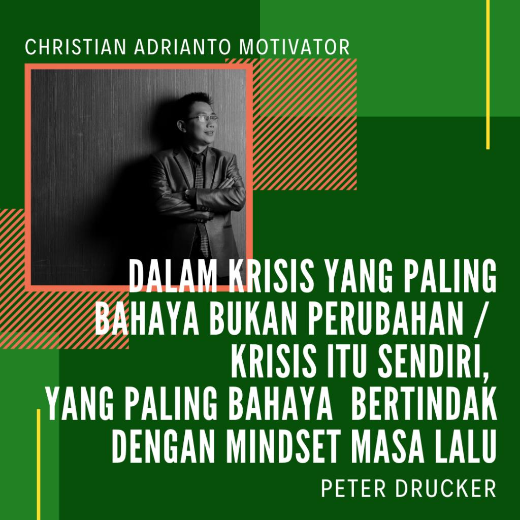 quote christian adrianto motivator