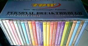 RESUME CD Audiobook Life Revolution