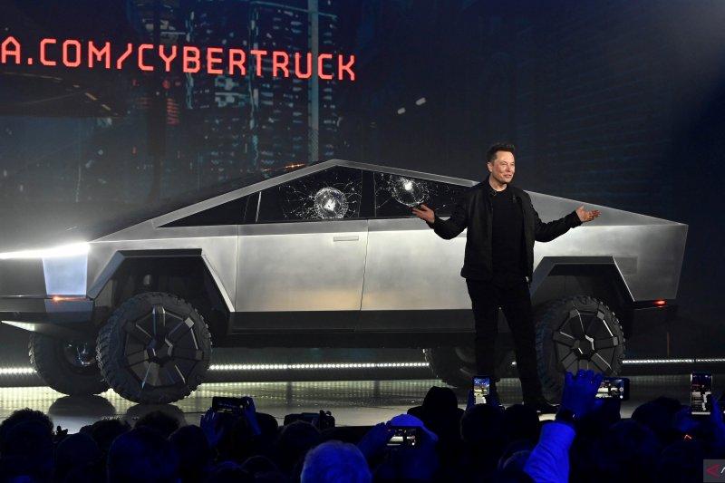Elon Musk Gagal launching