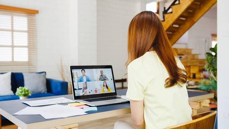 WFH TETAP PRODUKTIF! Tips Kerja dari Rumah Efektif & Produktif